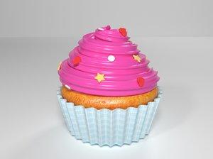 max cupcake pink