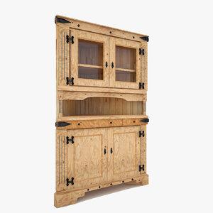 sideboard 3d max