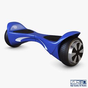hx x1 blue 3d max