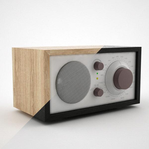 digital radio retro max
