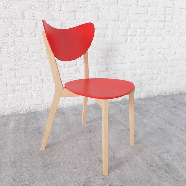 nordmyra chair 3d model