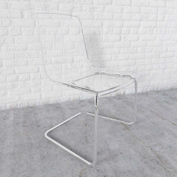 tobias chair 3d obj
