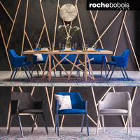 Roche bobois furniture set