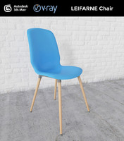 leifarne chair 3d max