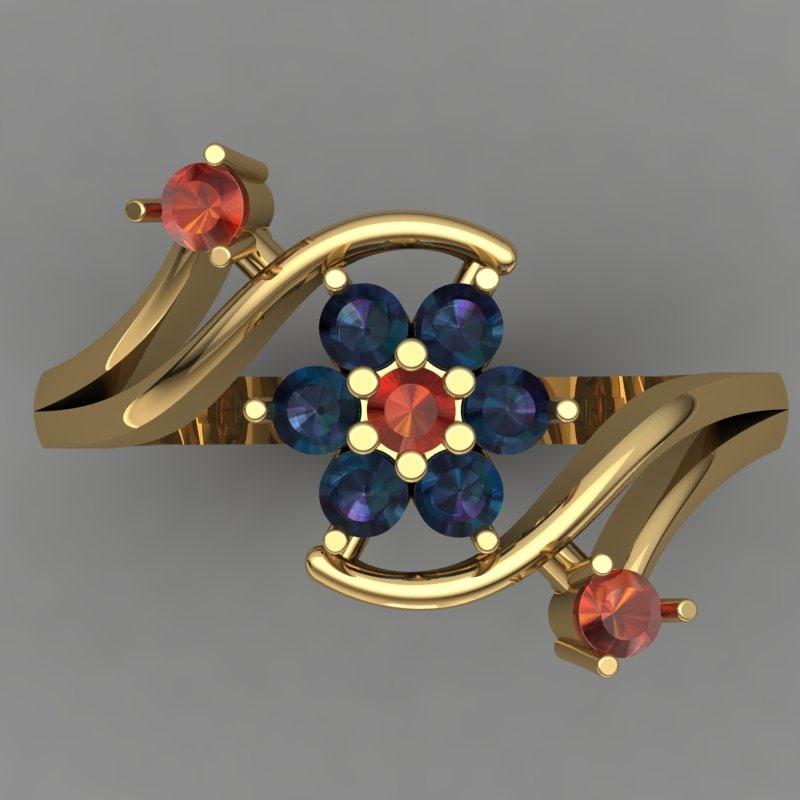 designer ring 3d 3ds