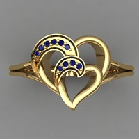 3ds designer ring