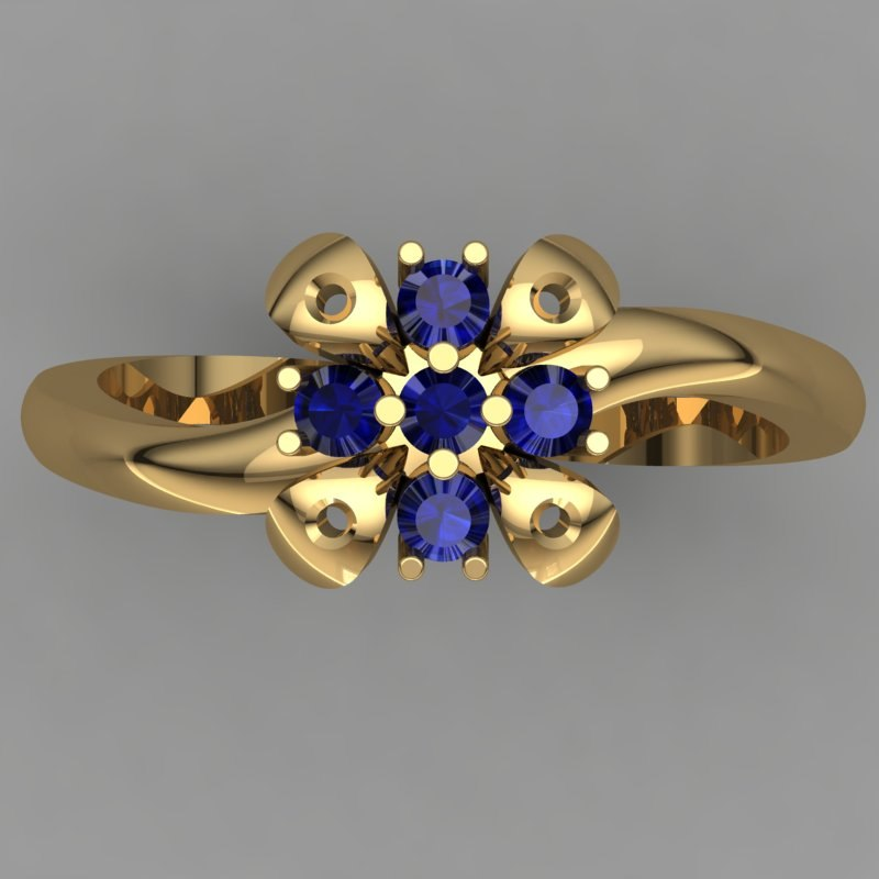 obj designer ring
