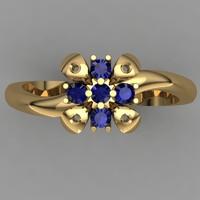 obj designer ring