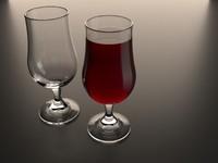 3d x glass