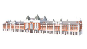 local museum history 3d max