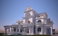 classic Mansion villa