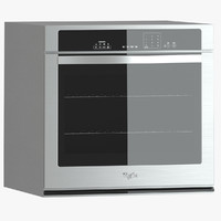 whirlpool oven wos51sc0as max