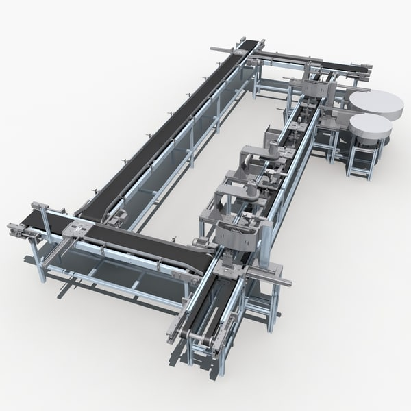 max automatic production line