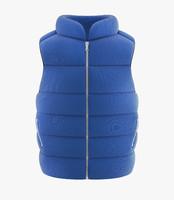 3d vest puffer model