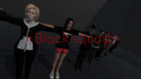 3d model black squad