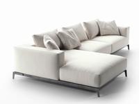 3d ettore sofa