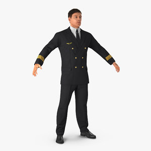 airline pilot hair max
