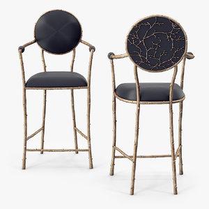 koket enchanted bar stool max