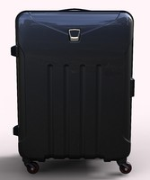 Trolley Suitcase Bag 02