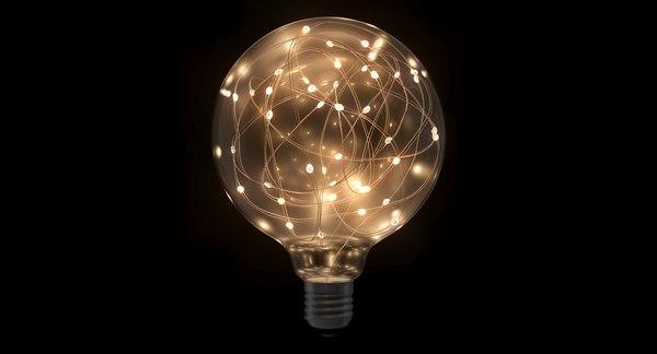 3d decorative led bulb