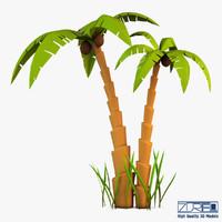 palm tree v 5 3d max