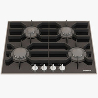 KM 3010 LP Gas Cooktop