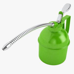 oil 3d max