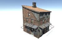 corner house x