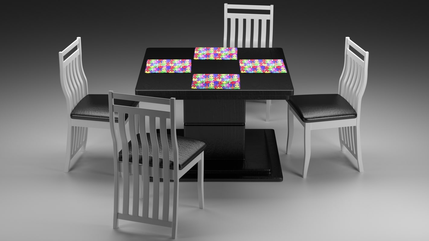 blend dining table