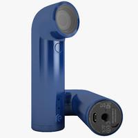 htc camera 3d model