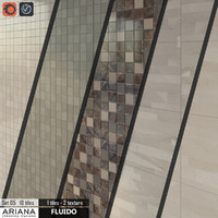 ARIANA FLUIDO Mosaico Set 05