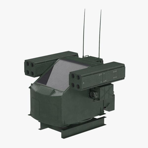 3d model avenger air defense twq-1