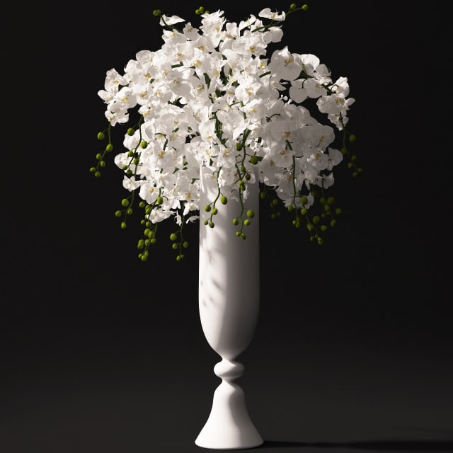 max orchid bouquet