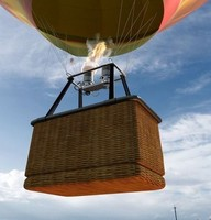 air balloon 3d 3ds