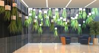 plants 3d model