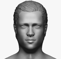 free 3ds mode brad pitt head