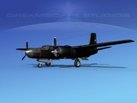 douglas b-26c b-26 bomber lwo