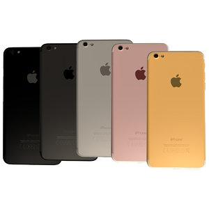 iphone 7 c4d