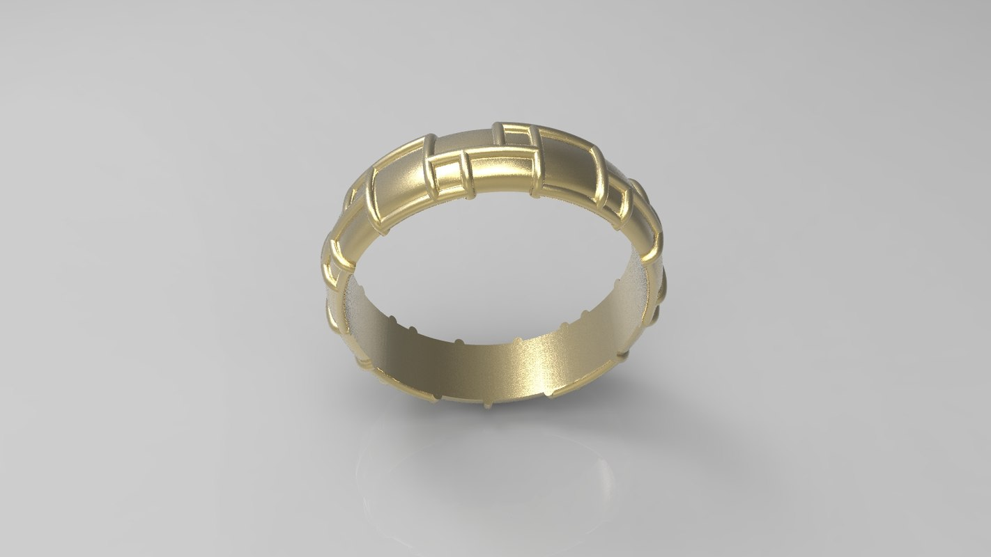free 3ds mode print ring