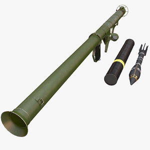 3d bazooka m9