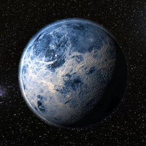 blue planet 3d 3ds