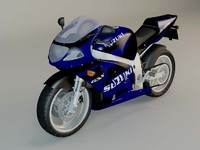 Suzuki Heavy Bike