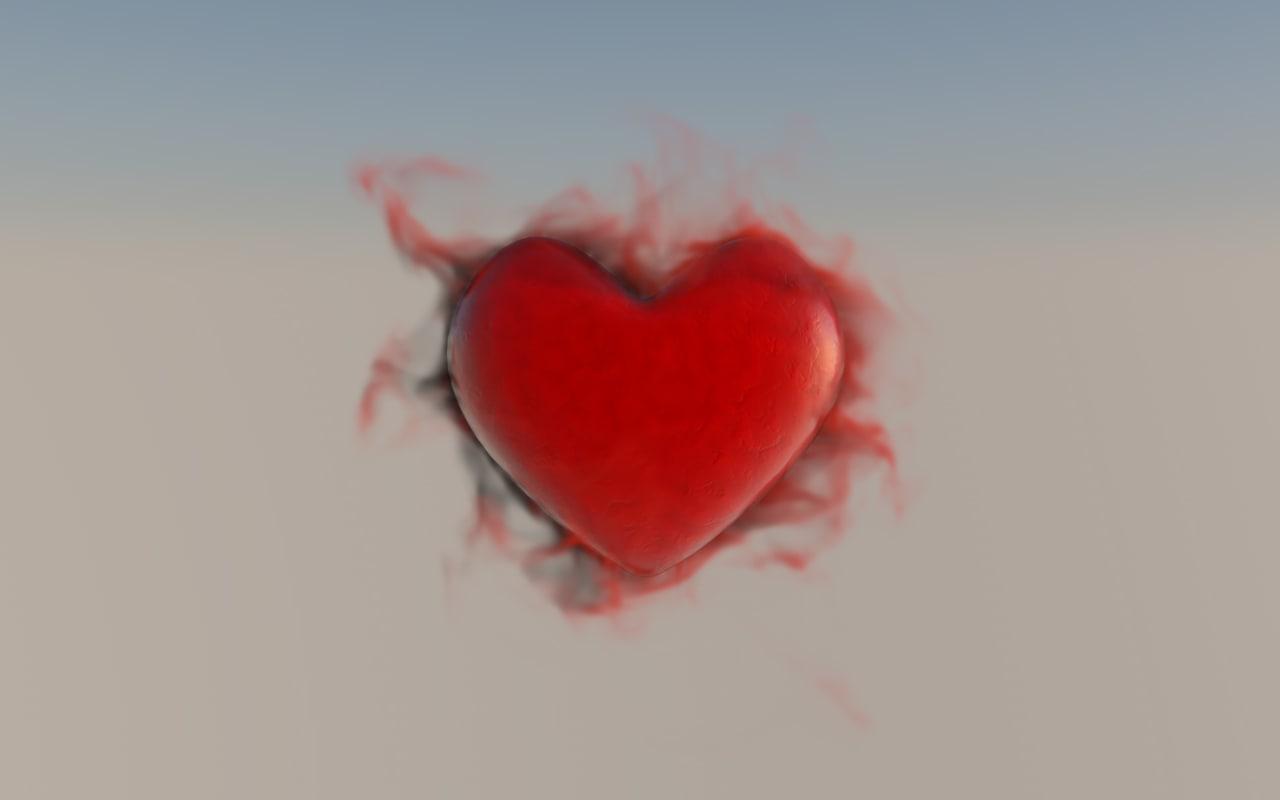 heart 3ds