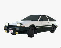 3d trueno lod model