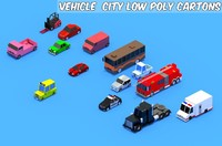 3d cars pack