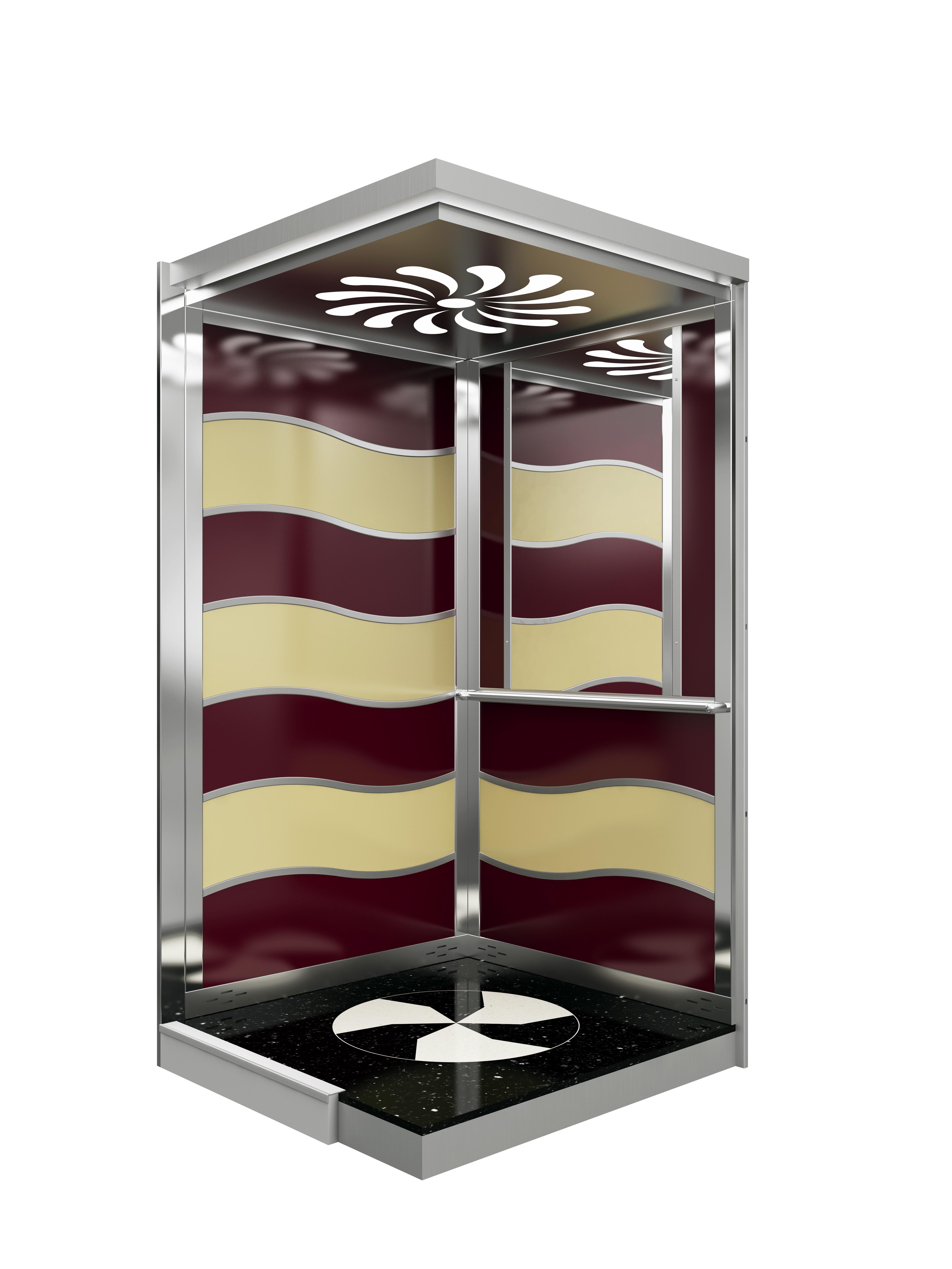 3d model of modelarchitecture elevator