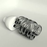 Twisted Light Bulb