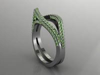 3d jewellery ring model