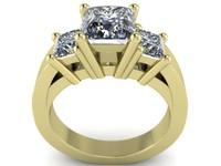 3d model weding ring