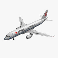 max airbus a320 animation